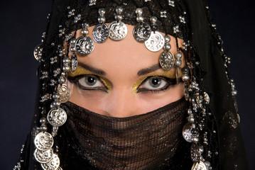 Arabic girl