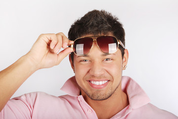 Glasses gay men kiss mp4