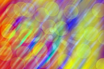Fondo abstracto con movimiento y formas
