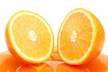nice fresh orange