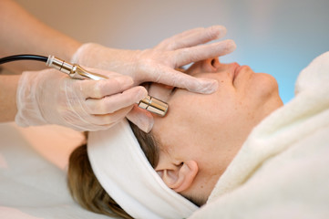 SPA operation with face