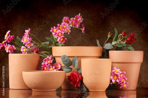 Fantasie di vasi in terracotta immagini e fotografie for Vasi in terracotta prezzi