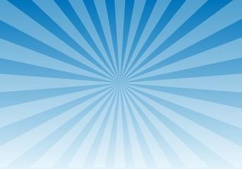 blue sun light