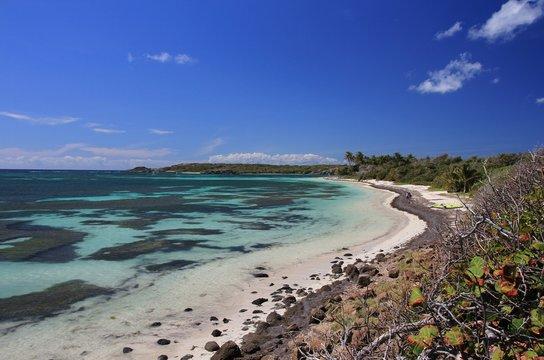 Le paradis en Martinique