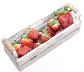 barquette de fraise