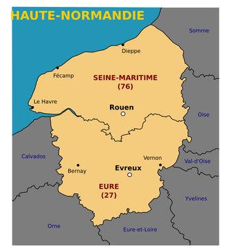 Région Haute-Normandie
