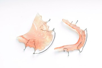 Image of teeth retainer