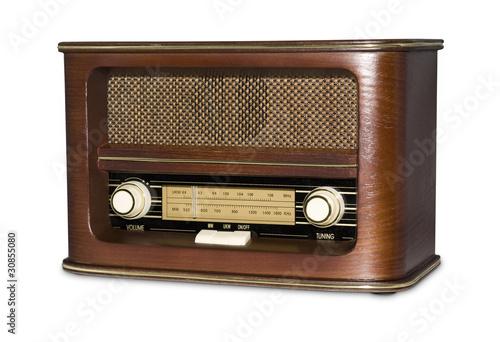altes radio stockfotos und lizenzfreie bilder auf. Black Bedroom Furniture Sets. Home Design Ideas