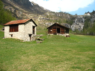 Cottages in Formazza
