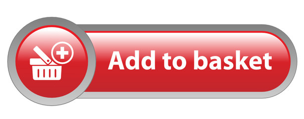 ADD TO BASKET Web Button (order buy now online cart icon ok)