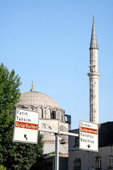 Travel destinations in Istanbul