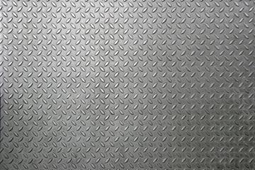 Rhombus Metal Plate