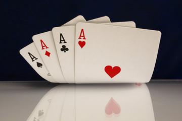 Poker - Ass 40