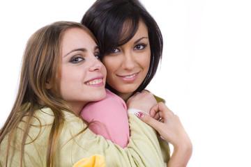 amicizia ta 2 ragazze