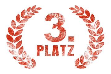 3 Platz