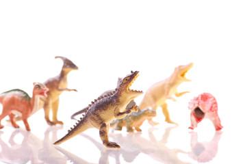 Toy Tyrannosaurus Rex Dinosaur Figure