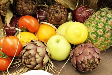 fruitt and vegetable