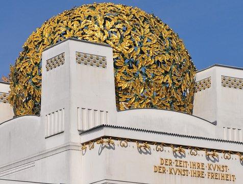 Vienna sightseeing: Secession