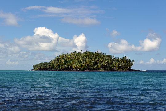Devil's island, French Guiana where Dreyfus was exiled