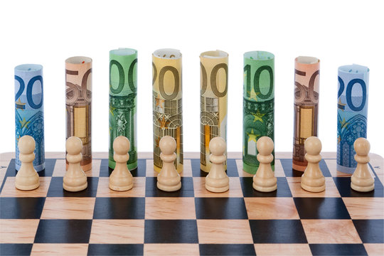 chess with the euro