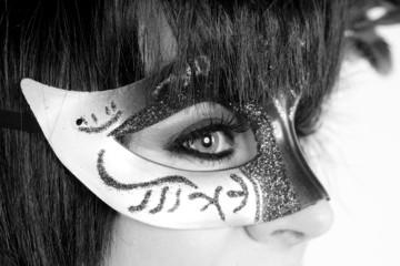 masque et maquillage