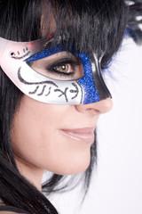 profil masqué
