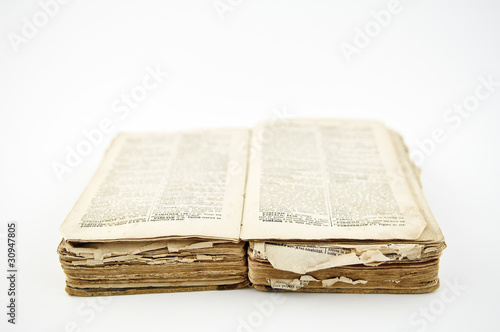 Livre Ancien Ouvert Stock Photo And Royalty Free Images On