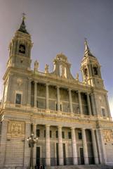 Catedral de nuesrta senora de la Almudena