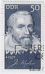 great astronomer Johannes Kepler