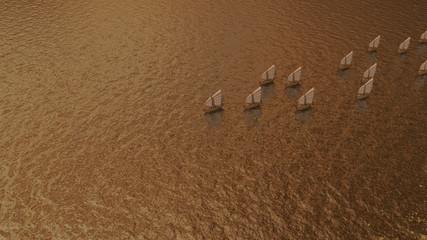 ancient fleet