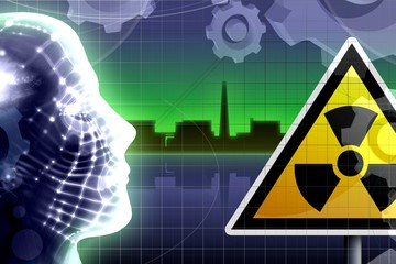 nuclear accident concept