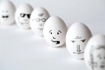 Business eggs