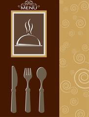 menu card  Design