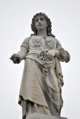 Cemetary Monument