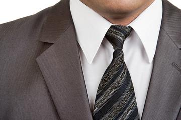 Canvas Afdrukken  - Businessman formal suit