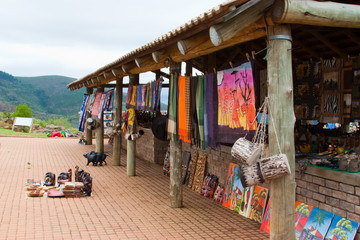souvenirs shop in  South Africa