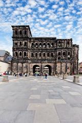 Porta Nigra in Trier, Deutschland