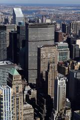 Buildings in midtown Manhattan