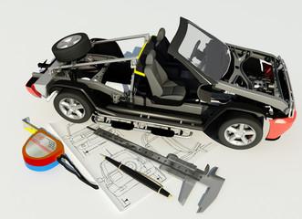 Machine model