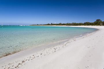 Beach at Dunsborough, Western Australia.
