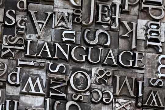 language sprache