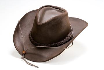 chapeau de cuir 1