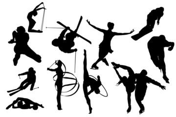 sagome sport 01