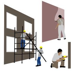 bricolage et rénovation