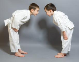 Boys at training on East single