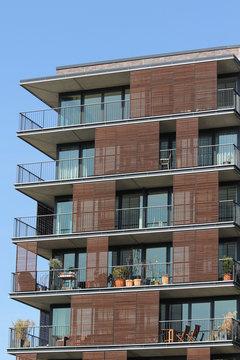 Wohnimmobilie in Hamburg, Hafencity