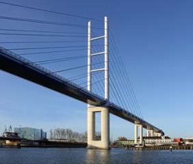 Brücke zur Insel Rügen (Mecklenburg-Vorpommern) 02