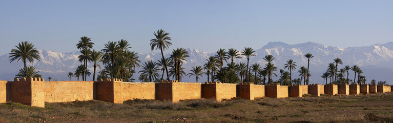 marrakech panoramique