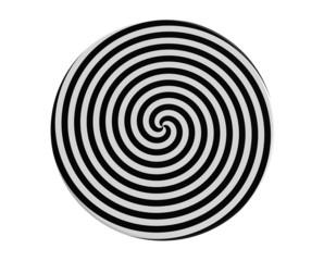 Photo sur Plexiglas Spirale Hypnotic spiral