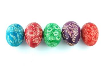 Wielkanocne pisanki